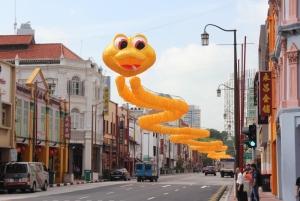 Chinatown South Bridge Road Chinese New Year 2012