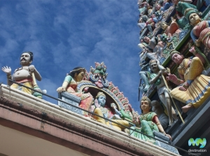 Chinatown- Sri Mariamman Temple