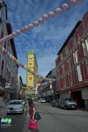 Chinatown- Temple Street