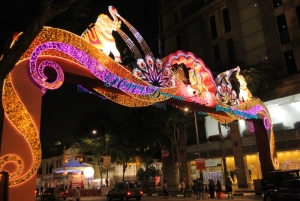 Deepavali 2014- Main Arch on Serangoon Road