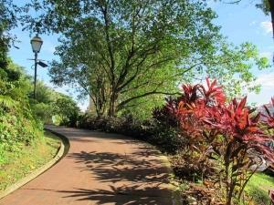 Fort Canning Park-A Rejuvenating Stroll