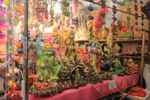 Hindu Deities at the Bazaar