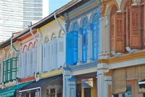 Kampong Glam- Shophouses