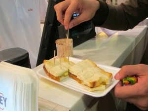 Kayah Toast- Singapore Food Festival