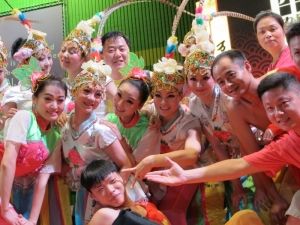 Lively Performances- Chinese New Year