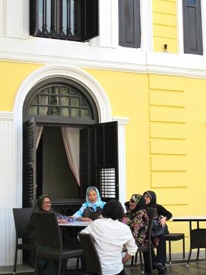 Malay Ladies- Kampong Glam