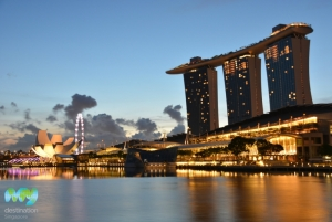 Marina Bay at Dawn