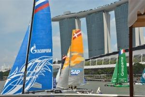 MBS- Extreme Sailing Series 2014