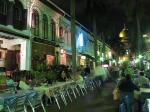 Nightlife- Kampong Glam