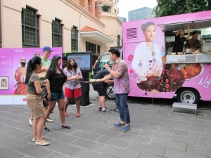 Nonya Food Brought to You- Singapore Food Festival