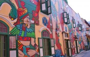 Quetzalcoat- Haji Lane