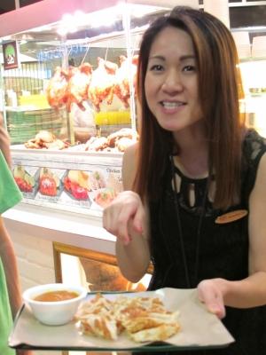 Roti Prata- Singapore Food Festival