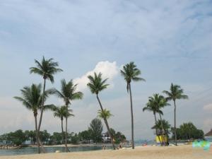 Siloso Beach, Megazip Sentosa Island