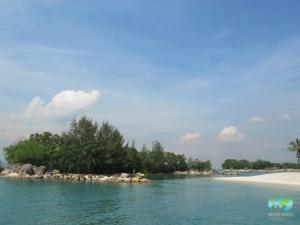 Siloso Beach-Sentosa Island