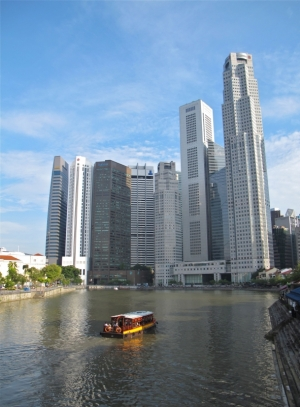 Singapore River, Central Business District