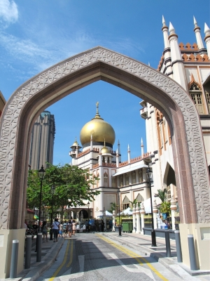 Sultan Mosque- Kampong Glam