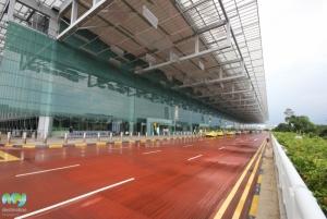Terminal 3- Changi Airport