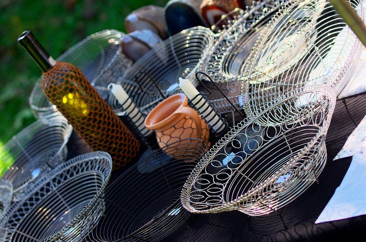 Handmade products (Photo © Rastislav Krähenbil)