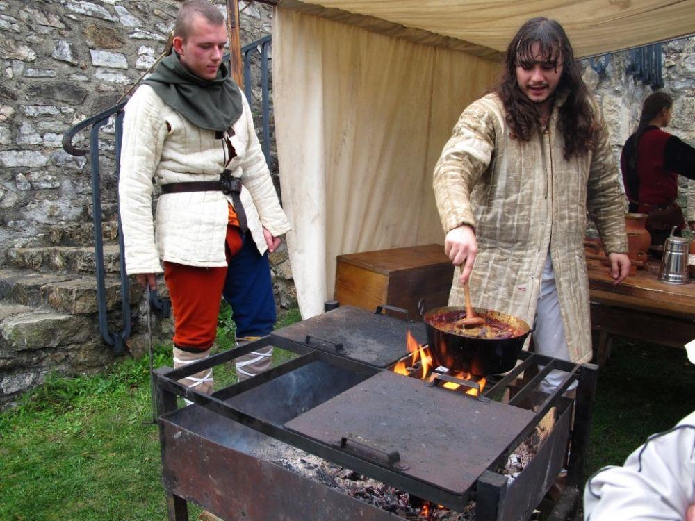 Medieval Dish