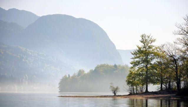 Beautiful Lake Bohinj