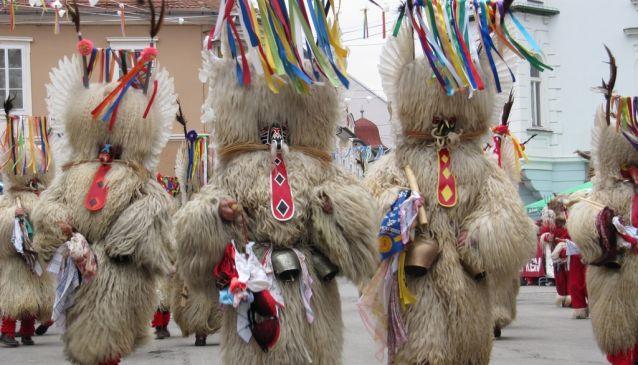 Kurentovanje - The Leading Slovenian Carnival