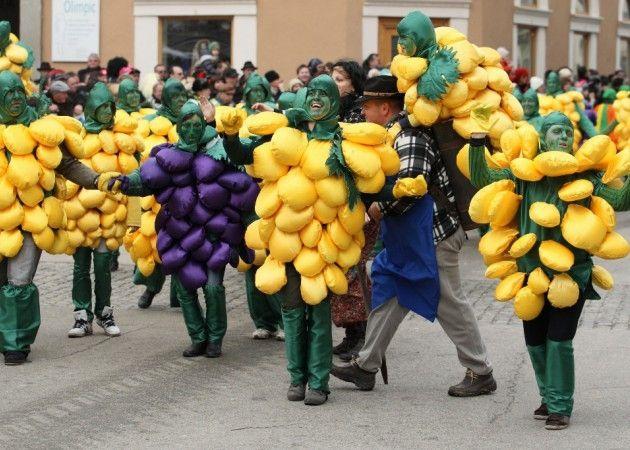 Sunday Carnival; Credit: kurentovanje.net