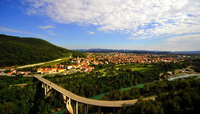 Nova Gorica, The City of Roses