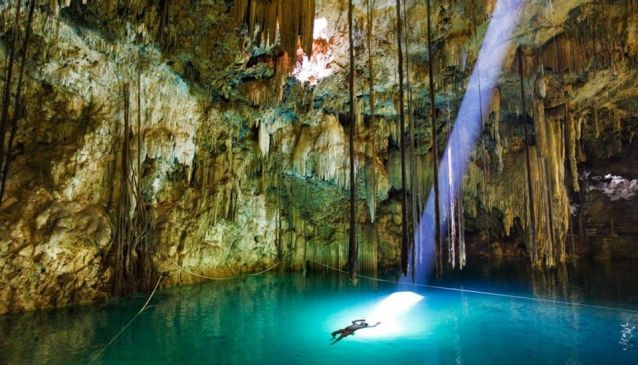 ? kocjan Caves - UNESCO Heritage