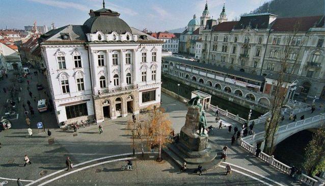 The Warrior Poets of Ljubljana