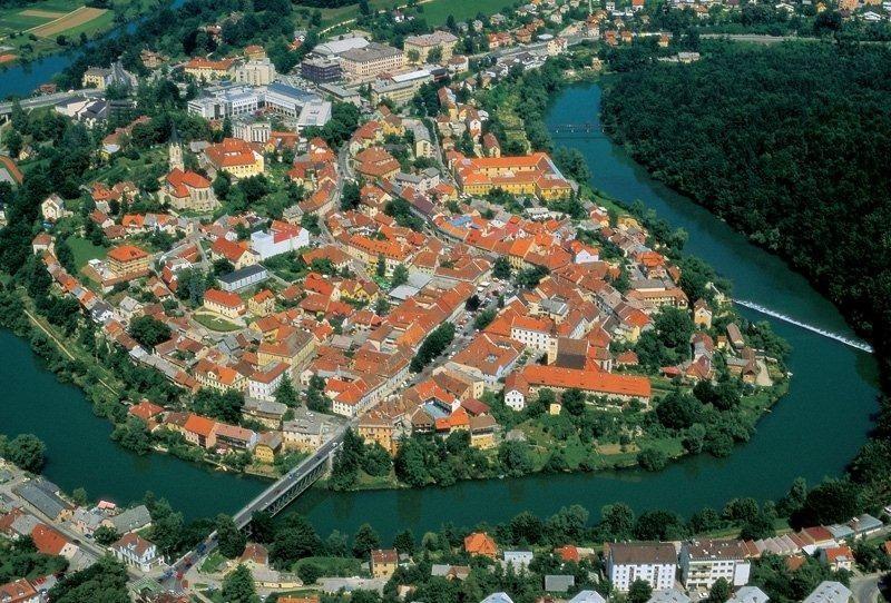 Novo mesto; Credits: Slovenia.info Author: J Skok