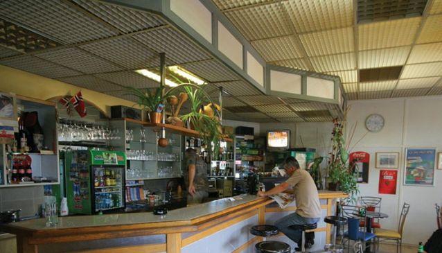 Bos bar