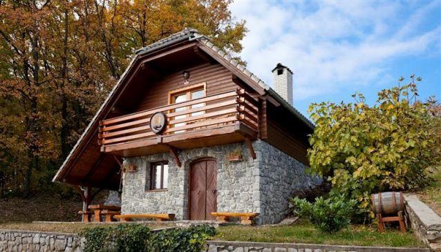 Bovha Vineyard Cottage