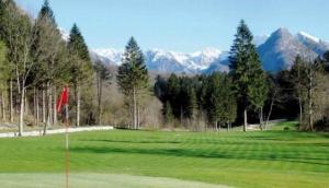 Golf Bovec