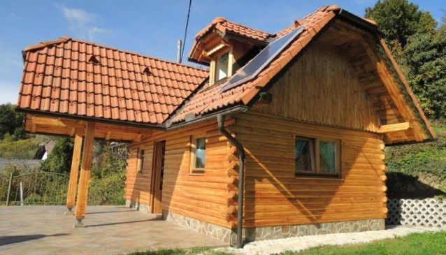 Janko & Metka Vineyard Cottage