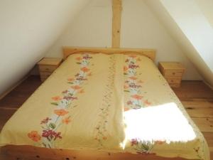Janko in Metka Vineyard Cottage bedroom