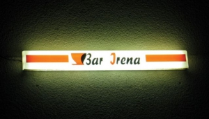 Kino servis in Bar Irena