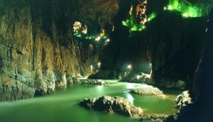 ?kocjan Caves