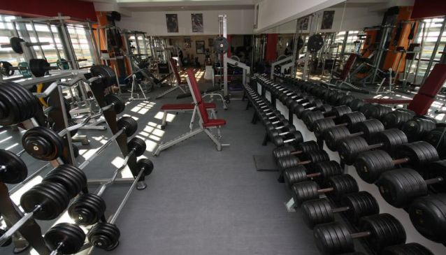 Olimpus fitnes & welness center