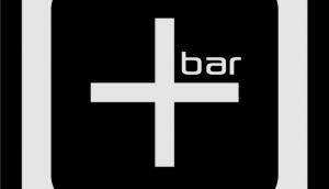 Plus bar