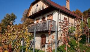 Rangus Romantik Vineyard Cottage