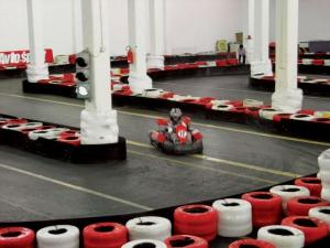 Rollbar - karting center BTC