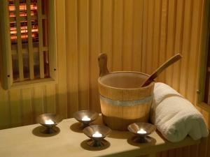 Terme Catez sauna