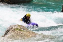 Hydrospeeding in Slovenia