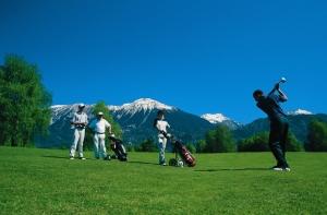 Golf Bled S: Slovenia.info A: A.Fevzar