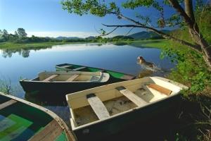 Lake Cerknica; Slovenia.info; Author: T Jesenicnik