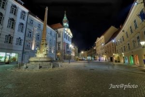 Ljubljana; Author: Jure Prusnik