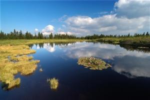 Ribni?ko jezero; S: Slovenia.info; A: Jesenicnik