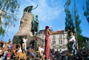 Street Festival S: Slovenia.info A: K. Kunaver
