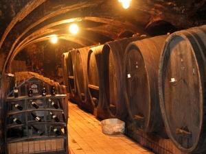 Vinag Vine cellar S: Slovenia.info A: M. Petrej