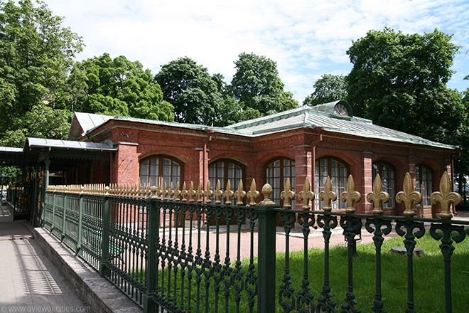 Cottage of Peter the great